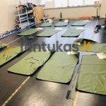 Tentu-gamyba-ir-taisymas-kariuomenes-maskuotes